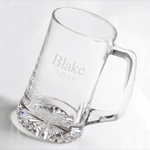 Groomsmen Beer Mugs & Glasses