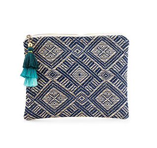 4950-32-Tribal-Print-Bridesmaid-Makeup-Bag-Blue-m1.jpg