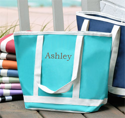 Personalized Wedding Party Bridesmaid Gift Tote Bag