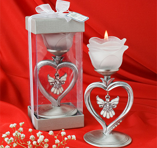 Angel Candle Favor