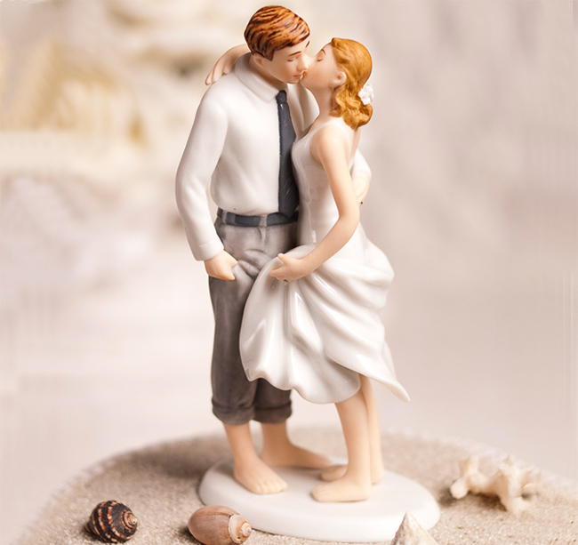 Wedding toppers for cakes