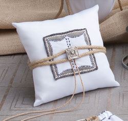 Big Sky Ring Pillow