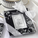 Black and White Favors