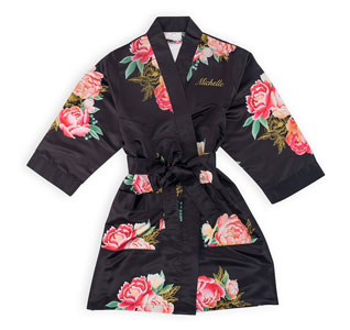 Personalized Robes Personalized Satin Robes