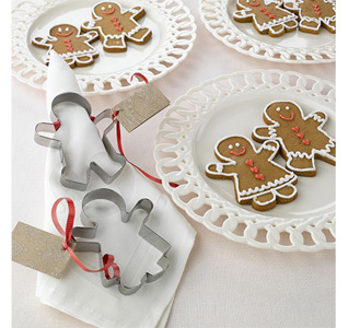 Boy & Girl Cookie Cutter Favors