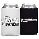 Bridesmaid/Groomsman Koozies