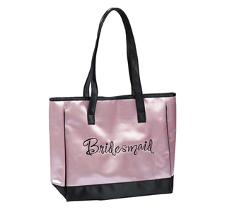 Bridesmaids Pink Tote Bag