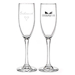 Wedding Party Flutes