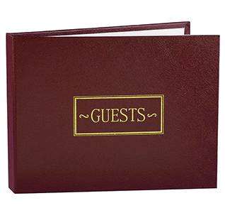 Wedding Guest Books a574b542dbb7