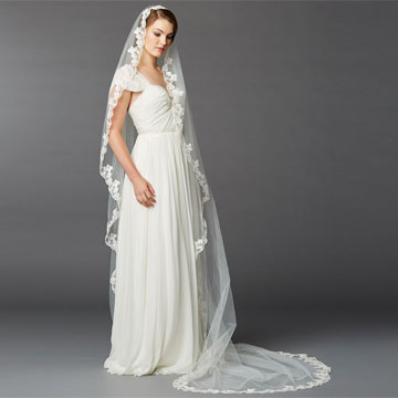 Cathedral Bridal Veils