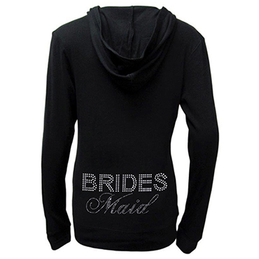 Bridesmaid Hoodie Sets