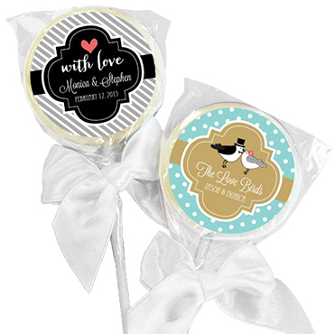 Candy Wedding Favors & Mint Favors