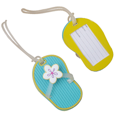 Luggage Tag Favors & Keychain Favors