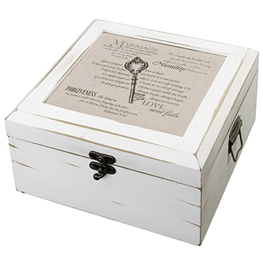 Vintage & Rustic Card Boxes