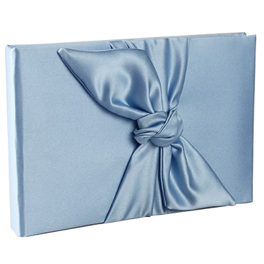 Blue Guest Books