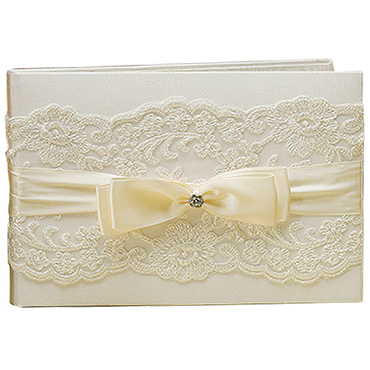 Ivory Guest Books