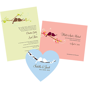 Love Bird Stationery
