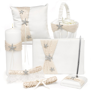 Beach Wedding Ceremony Accessories