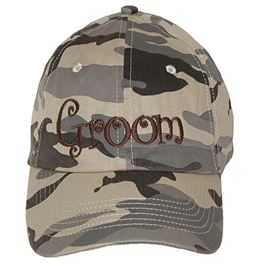 Camouflage Groom, Groomsmen and Ring Bearer Accessories