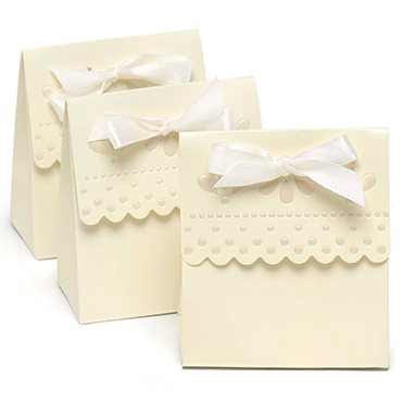 Ivory Wedding Favors