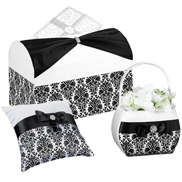 Damask Wedding Accessories