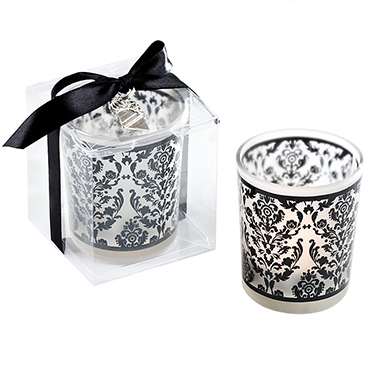 Damask Wedding Favors