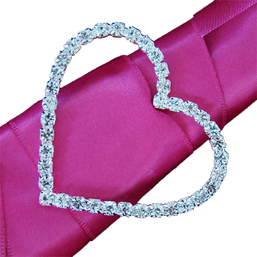 Heart Bridal Accessories
