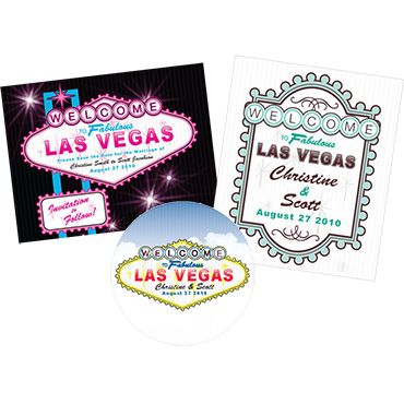 Las Vegas Stationery