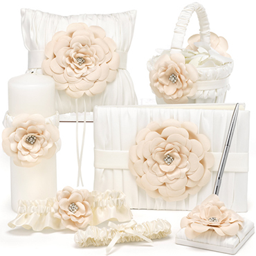 Garden/Spring Wedding Ceremony Accessories