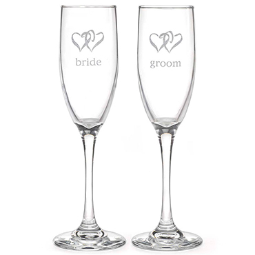 Valentine Wedding Reception Accessories
