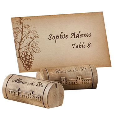 Wine Wedding Theme