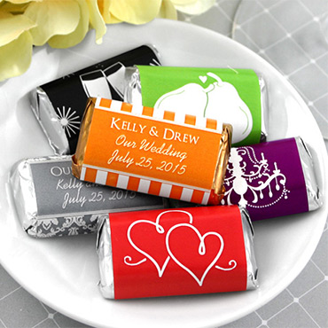Chocolate Bar Favors