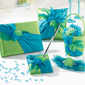 Blue & Green Collection