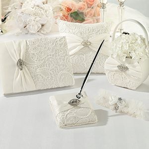 Cream Lace Collection