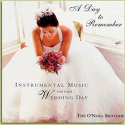 Day to Remember Volume I Wedding Music CD