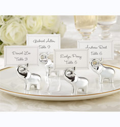 Elephant Place Card
