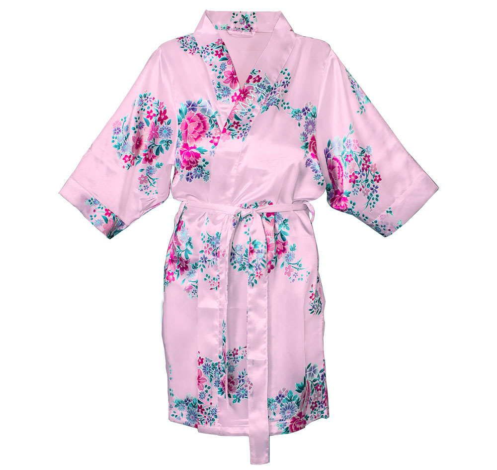Personalized Floral Robe  dd98abd19