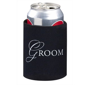 Groom Can Koozie