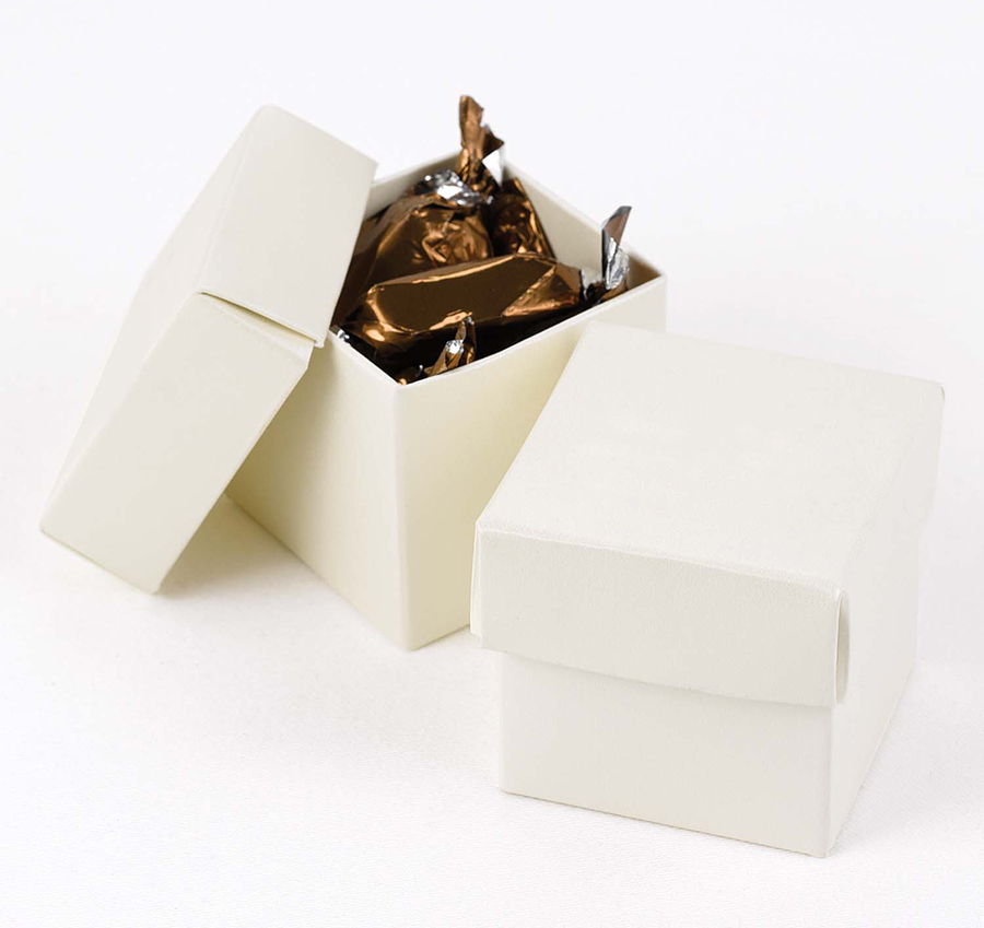 Ivory Wedding Favor Boxes on Ivory Shimmer Favor Boxes   Ivory Favor Boxes   Favor Boxes
