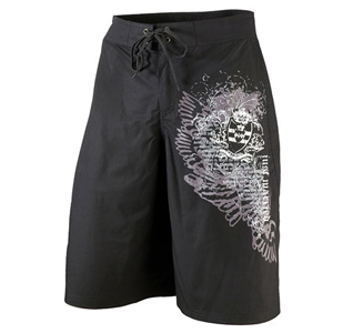 Honeymoon Just Married Boardshorts