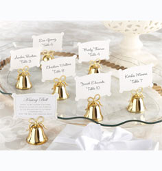 Kissing Bells Place Card