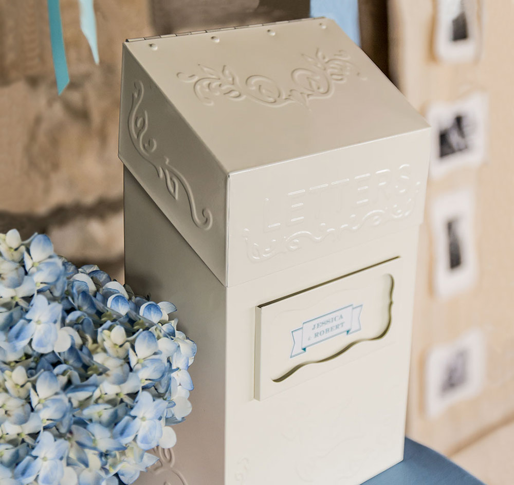Special Delivery Wedding Mailbox Card Holder | Wedding Mail Box Holder