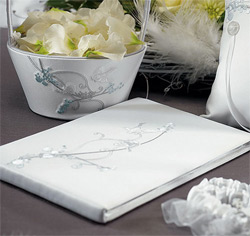 Love Bird Classic Guest Book