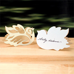 Love Bird Place Card