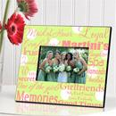 Maid of Honor Cute Wedding Picture Frame