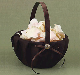 Mocha Dream Flower Basket