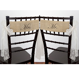 Mr-Mrs-Burlap-Chair-Sashes-Lace-Ties-m.jpg