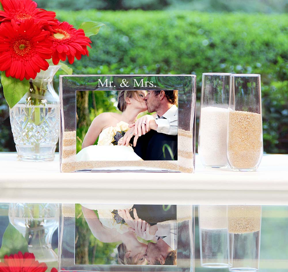 Sand ceremony picture frames images craft decoration ideas unity sand ceremony picture frame sand ceremony photo frame say i do to our newsletter jeuxipadfo reviewsmspy