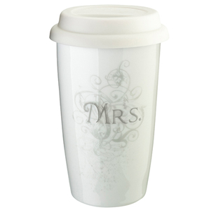 Mrs. Ceramic Coffee Mug