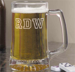 Personalized Beer Mug Gift